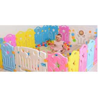 INDOOR BABY PLAYPENS