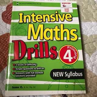 Primary 4 Intensive Maths Drills