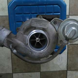 Turbo dmax RHF4