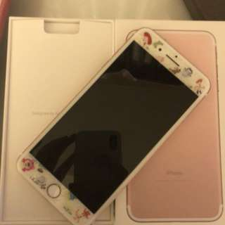 iPhone 7Plus 128gb Pink