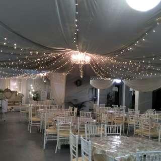 Fairy Lights installation