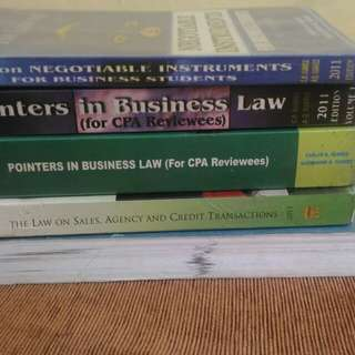Law Book for ACCOUNTANCY STUDENT