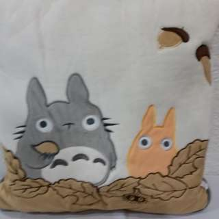 Totoro 3-in-1  - pillow/blanket/shawl