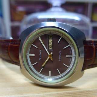 Bulova 23J Cushion case