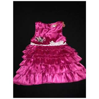 Minnie Pink Dress