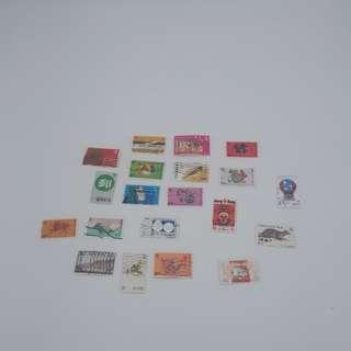 已注銷港英郵票