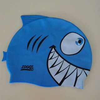 Swimming Cap (Shark Design)