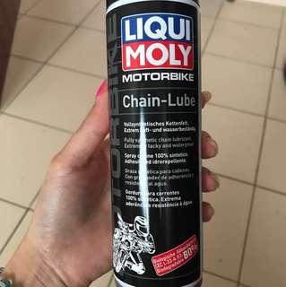 Chain Lube motorbike liqui moly