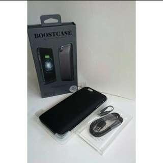 🛍❌HKD800 Boostcase Hybrid Power 4500mAh for iPhone 6 Plus - Black iPhone6+ 專用隨叉殼