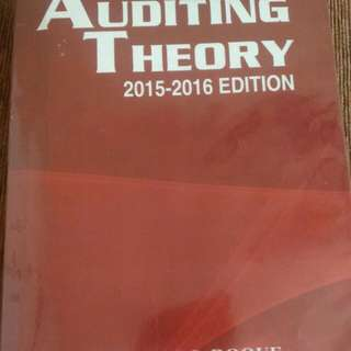 Auditing Theory Reviewer Roque
