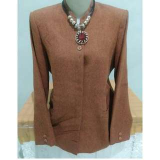 Brown Exclusive Blazer