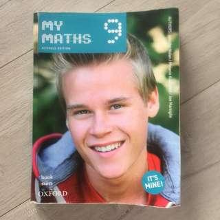 My Maths 9 AUSVEL EDITION
