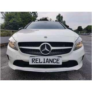 Mercedes-Benz A200 Auto Style