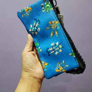 Smiggle pouch pencil case