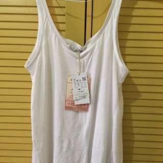 Pull and Bear Tank Top Original