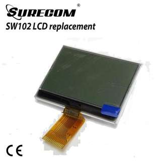 SURECOM SW-102 SW102 LCD replacement
