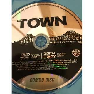 DVD - THE TOWN (ORIGINAL US IMPORT CODE 1)