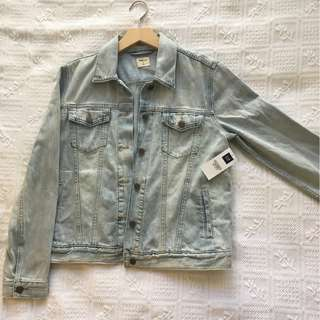 GAP Washed denim jacket, Brand new with tag