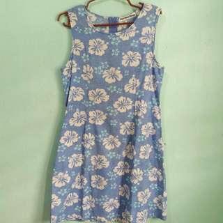 Hawaiian Style Dress