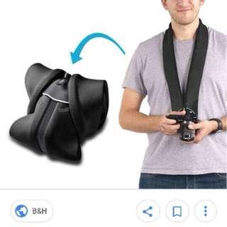 Miggo Adaptable Camera Strap to Protector