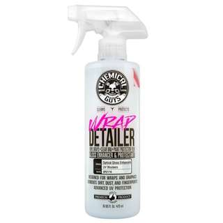 Chemical Guys Wrap Detailer Gloss Enhancer & Protectant (Pre-Order)