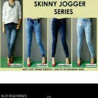 Jeans joger