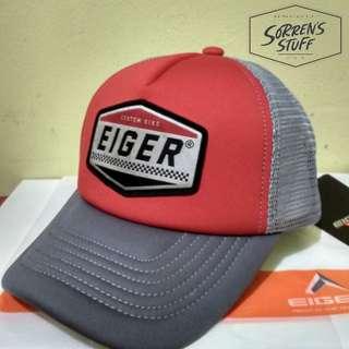 Eiger Costum Garage Trucker Caps