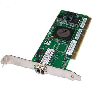 HP/QLOGIC ,FC 2GB SINGLE PORT ,QLOGIC QLA2340 ,PCI-X ,(P/N: 283384-001)