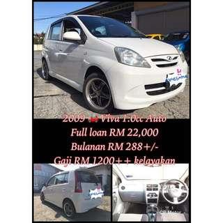 2009 Viva 1:0cc Auto