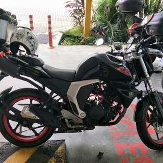 Yamaha FZn15