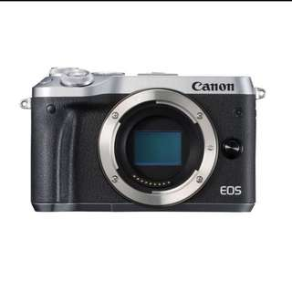 Canon Eos M6 body only