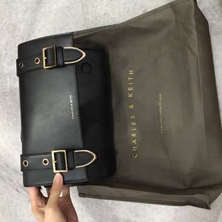 ORI Charles & Keith sling bag