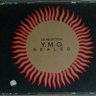 Music CDs YMO Double set
