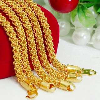 🙉Corn Design Bracelet 🙉  (Width 0.4cm) 🙉