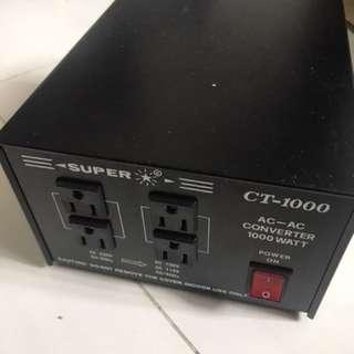 Super 火牛 適用於日本所有電器