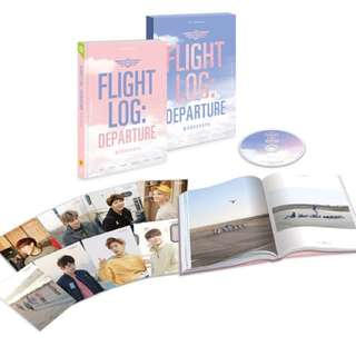 FLIGHTLOG DEPARTURE MONOGRAPH