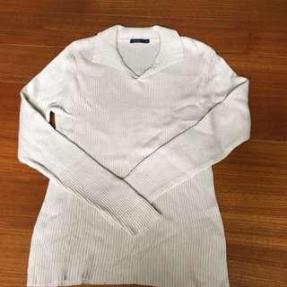 🚚 Bossini針織純棉上衣