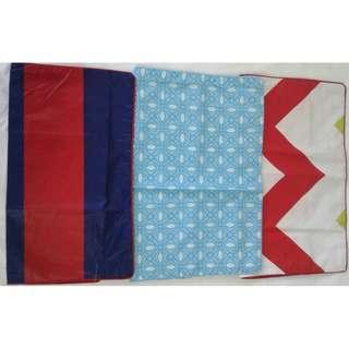 Sarung bantal sofa 3 motif 40x40
