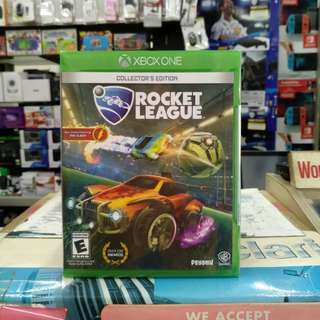 🆕 Xbox One Rocket League Collector's Edition
