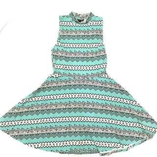 ORI TOP SHOP tribal dress