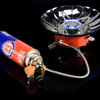 Gd for ICT! Potable camping stove