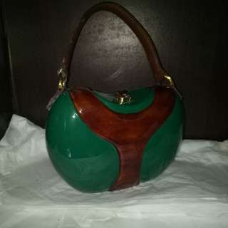 Handmade Wooden Handbags and Clutches (Made to Order)