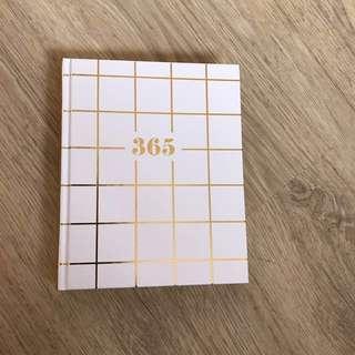 Kikki.k 365 Days Journal