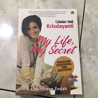 Krisdayanti - My Life My Secret