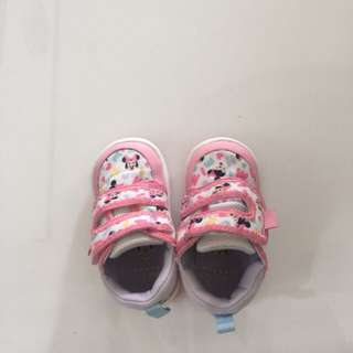 Minnie Mouse Sneakers Shoes