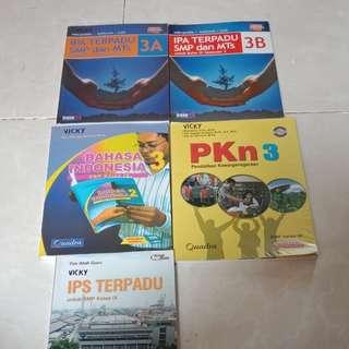 Buku kelas 9 KTSP2006