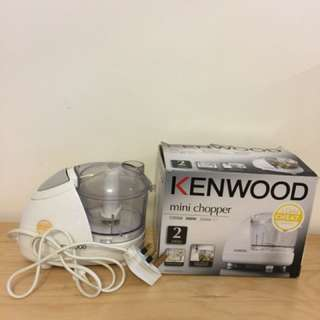 Kenwood Meat Mincer
