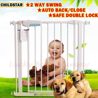 Baby Safety Gate/ Pet Gate