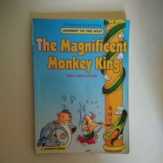 The Magnificent Monkey King (Asiapac Comic)