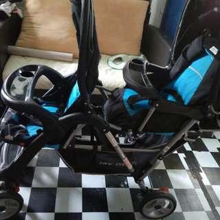 My Dear Double Stroller